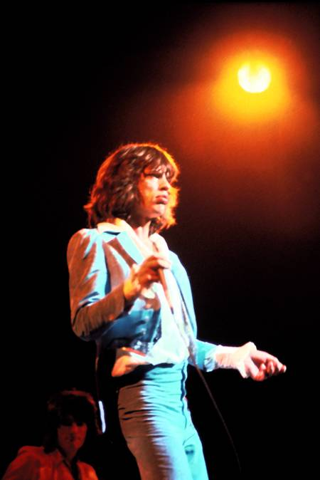 Mick Jagger  1978
