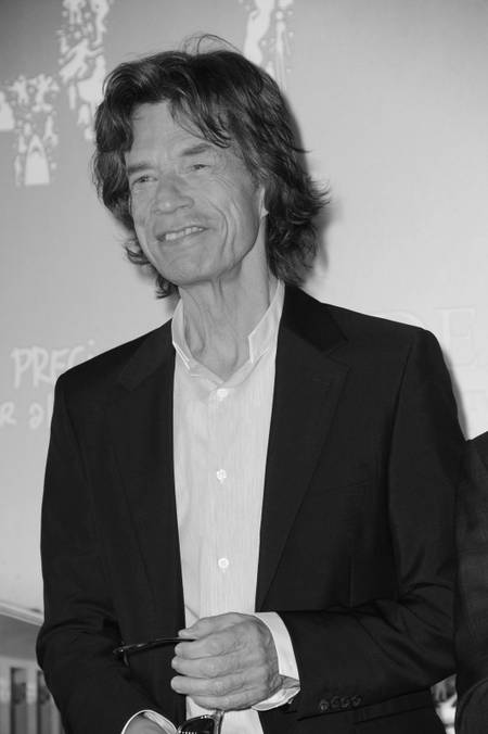 Mick Jagger  Deauville