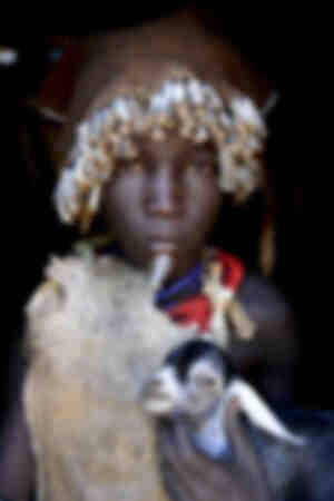 Cabrito de Etiopía