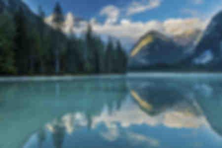 Lac de Landro