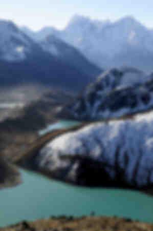 Népal Himalaya Lake