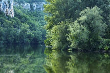 Il fiume Lot