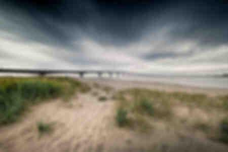 Il ponte Ile de Ré e le sue dune
