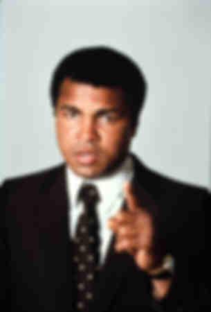 Cultural icon Muhammad Ali
