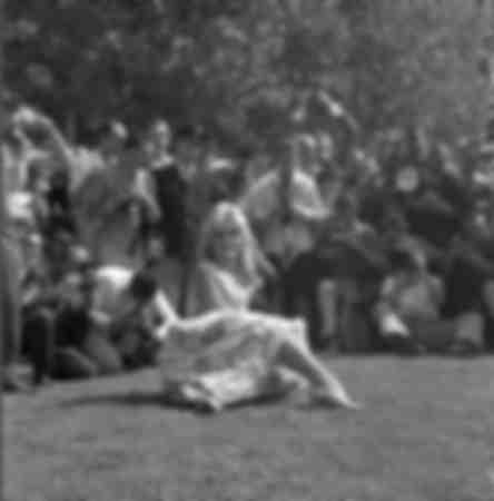 Brigitte Bardot in Venice 1958