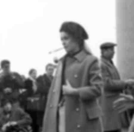 Catherine Deneuve en Venecia