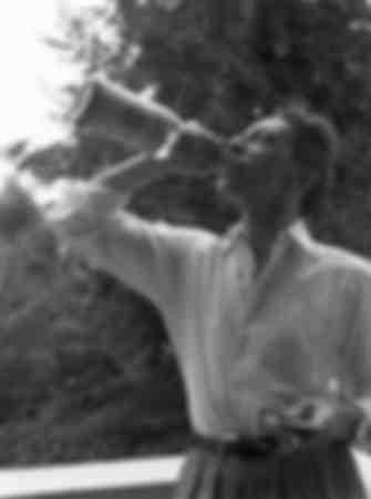 Jean Cocteau Venise 1947