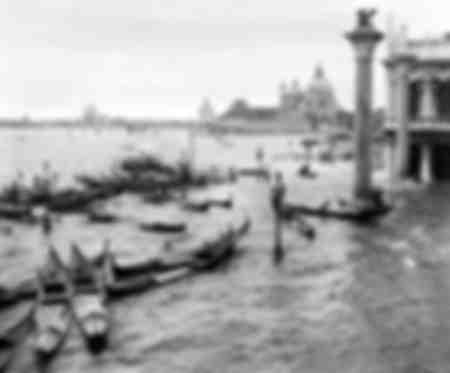 Les Acqua Alta Venise 1966