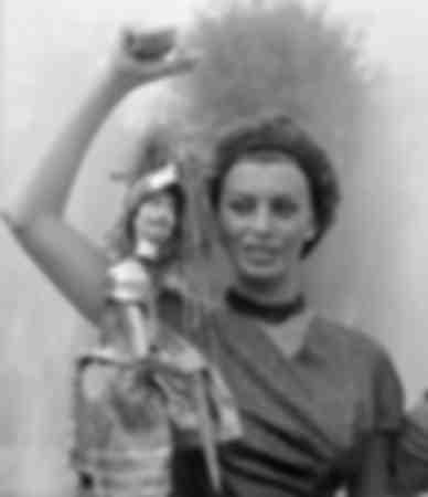 Loren Sophia Festival de cinema Venise 1958