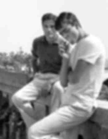 Pier Paolo Pasolini Venecia 1950