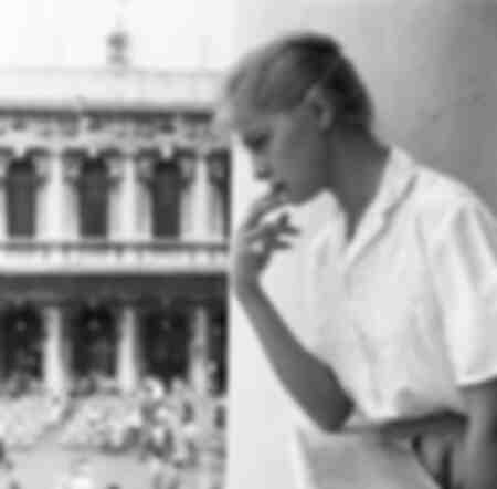 Virna Lisi au  palais des Doges