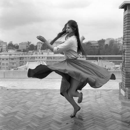 Claudia Cardinale's timeless style