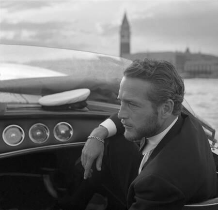 Paul Newman Venise 1963