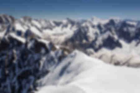 Aiguille du Midi - Chamonix - Mont Blanc 2