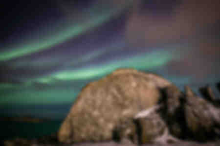 Aurora Borealis - Lofoten Islands - Norway 2
