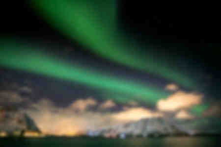 Aurora Borealis - Lofoten Islands - Norway 5