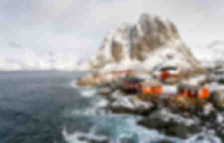 Hamnoy - Norge - Lofoten Islands 2