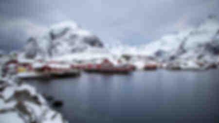 Islas Lofoten - Ciudad de A - Noruega