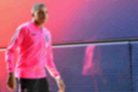 Pre-partita - Kylian Mbappé