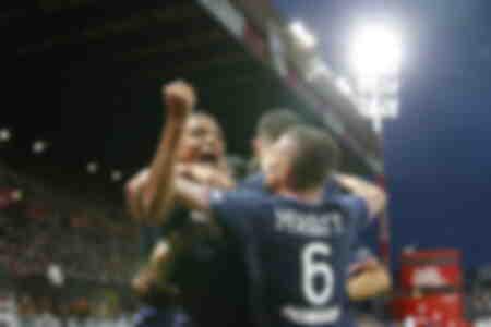 Célébration - Brest vs Paris Saint-Germain