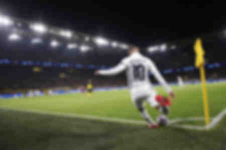 Corner - Neymar Jr