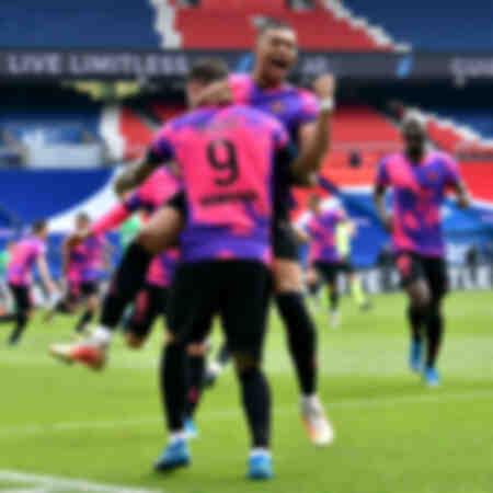 Freude von Icardi und Mbappé gegen AS Saint-Etienne