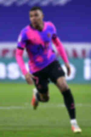 Kylian Mbappé gegen OL