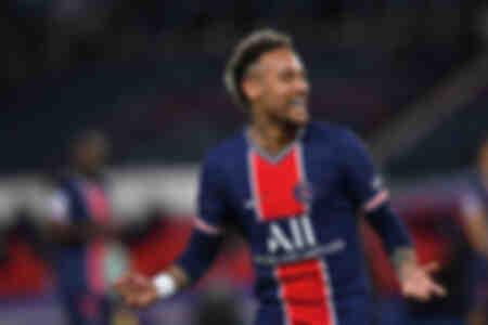 Neymar Jr buteur face à Rennes