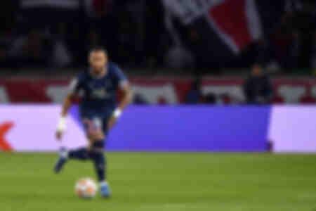 Neymar Jr face à Manchester City