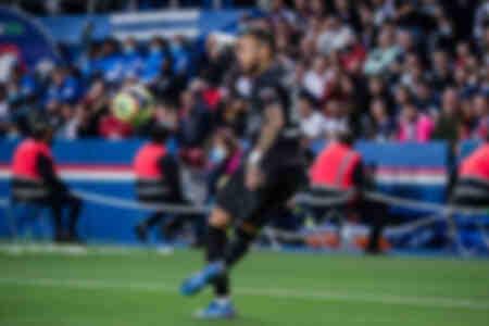 Neymar Jr face à Montpellier