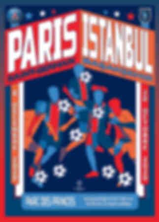 Paris Saint-Germain - Istanbul Basaksehir