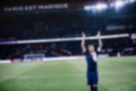 Thiago Silva face à Toulouse