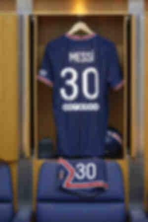 Garderobe - Lionel Messi