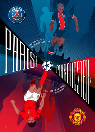 Paris Saint-Germain - Manchester United