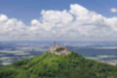 Château de Burg Hohenzollern