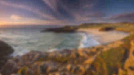 Clachtoll Beach Schottland