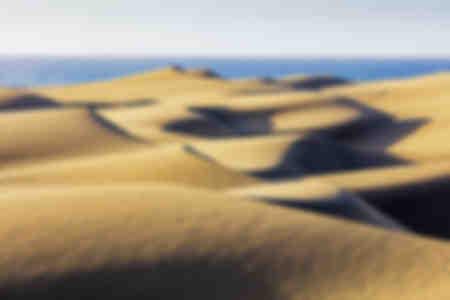 Dunes of Maspalomas Nature Reserve