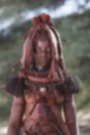 Himba woman Kaokoland II