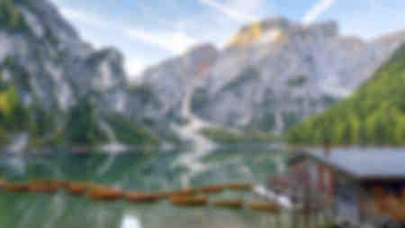 Lago Di Braies-II