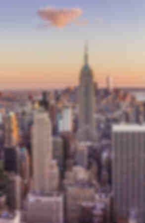 Manhattans stadsbild