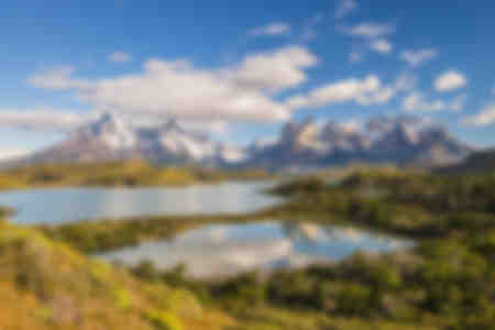 Nationalpark Patagonien