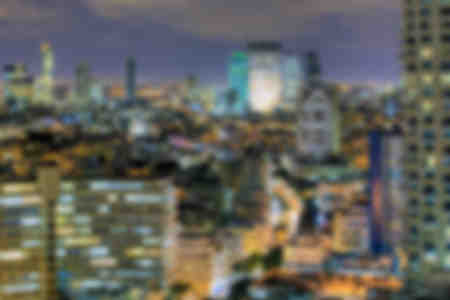 Tel Aviv-city view