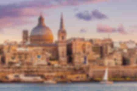 Valletta skyline  Malta