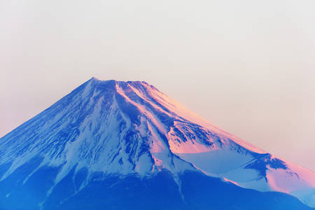 Mount Fuji 3776m