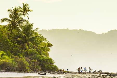 Surf della penisola di Nicoya