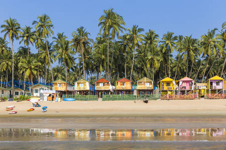 Palolem Beach India