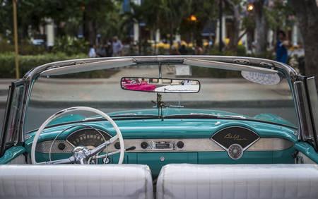 Taxi americano de época