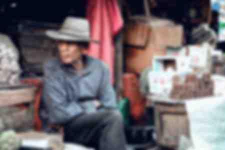Le marché d'Antsirabe