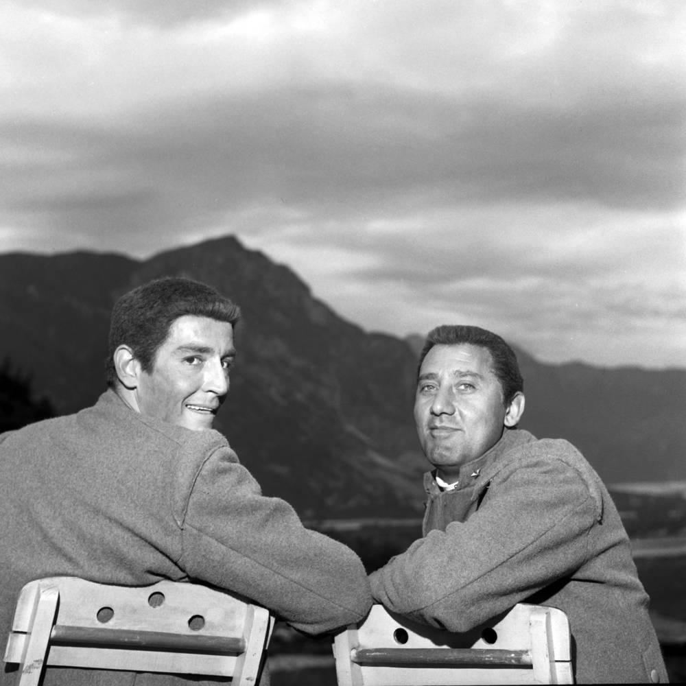 Vittorio Gassman Und Alberto Sordi Bild Kaufen Verkaufen