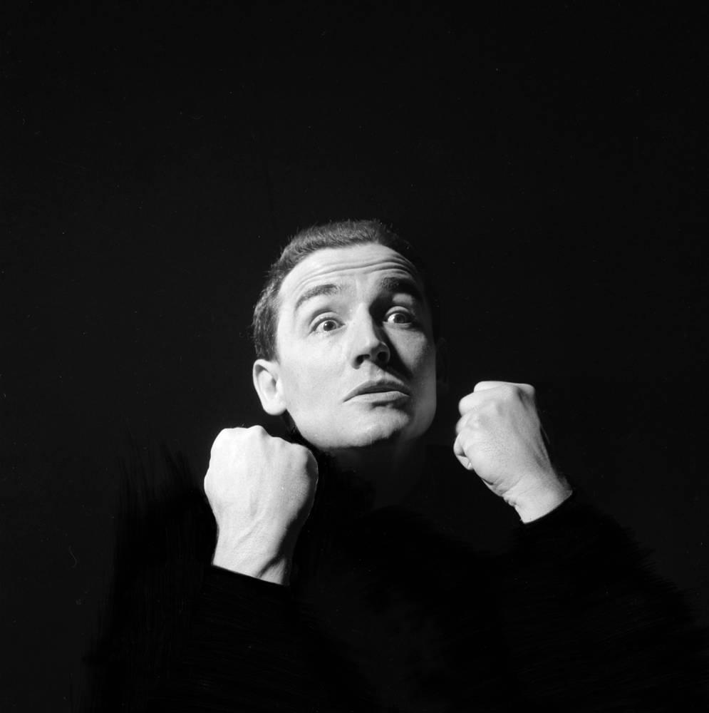 Vittorio Gassman Spielt Hamlet Bild Kaufen Verkaufen